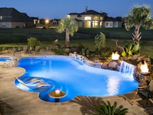 8 Stunning Outdoor Swimming Pool Design Ideas