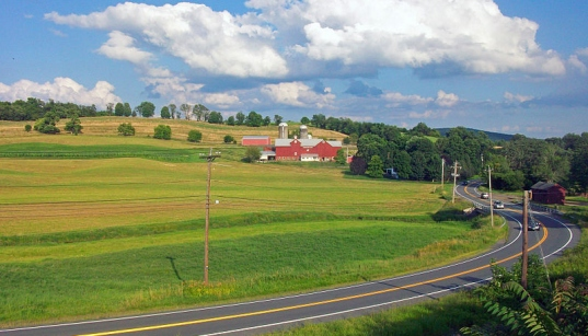 New York State: 7 Cozy Farms For A Weekend Getaway